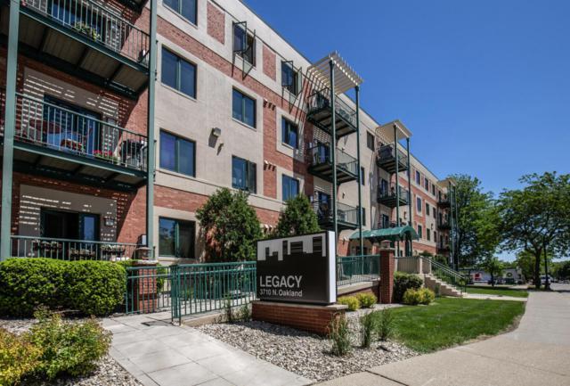 3710 N Oakland Ave #210, Shorewood, WI 53211 (#1590066) :: Vesta Real Estate Advisors LLC