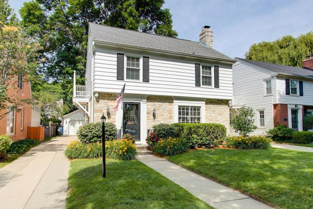 4931 N Elkhart Ave, Whitefish Bay, WI 53217 (#1594188) :: Tom Didier Real Estate Team