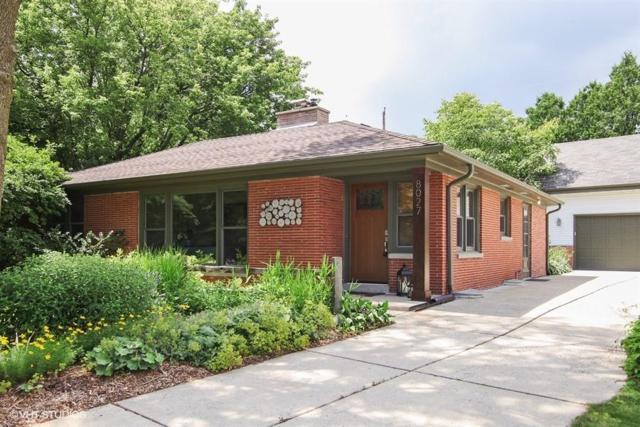 8027 N Regent Rd, Fox Point, WI 53217 (#1595808) :: Tom Didier Real Estate Team