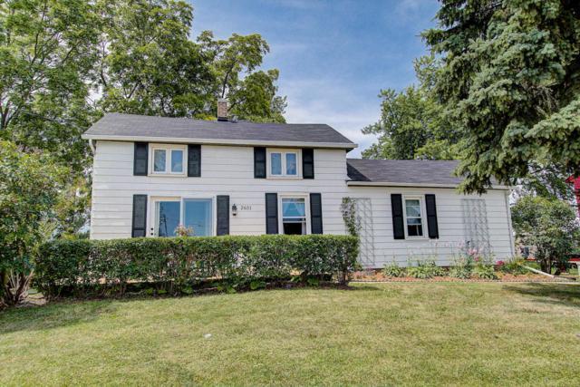 2651 County Road C, Port Washington, WI 53024 (#1597565) :: Tom Didier Real Estate Team
