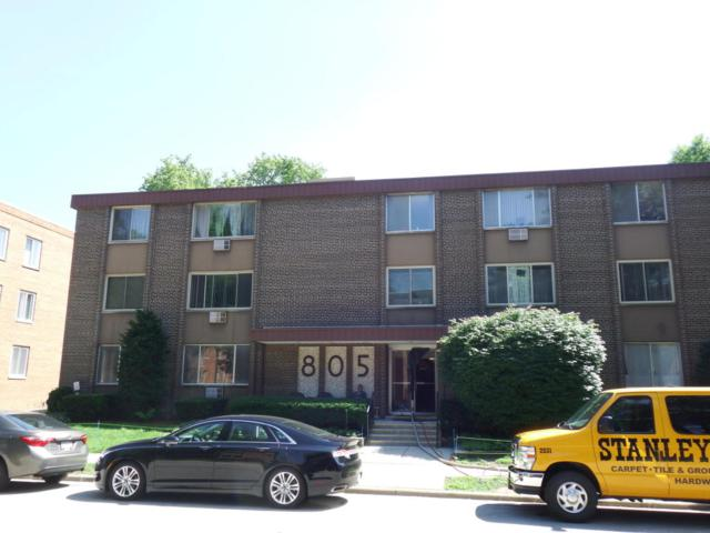 805 E Henry Clay St #102, Whitefish Bay, WI 53217 (#1597826) :: Tom Didier Real Estate Team
