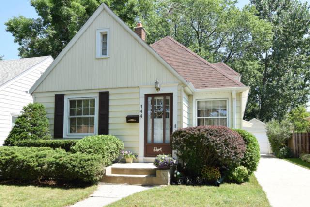 144 S 80th St, Milwaukee, WI 53214 (#1600606) :: Vesta Real Estate Advisors LLC