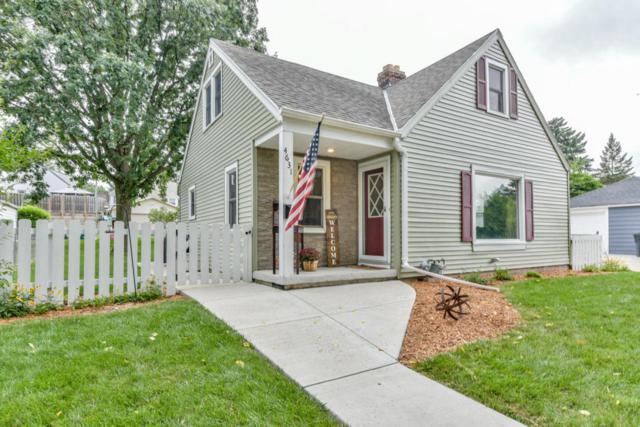 4631 W Holt Ave, Greenfield, WI 53219 (#1601638) :: Vesta Real Estate Advisors LLC