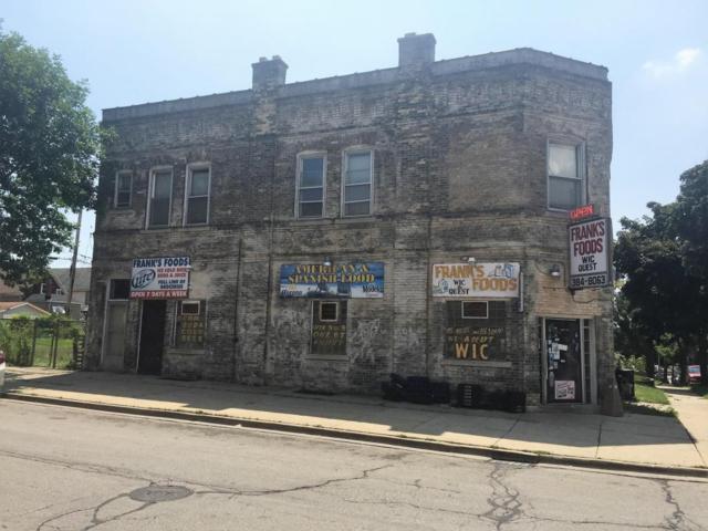 2500 S 9th St #2504, Milwaukee, WI 53215 (#1601716) :: Tom Didier Real Estate Team