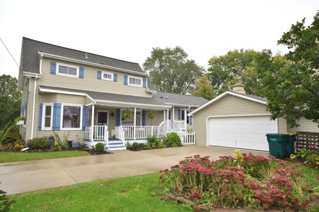 366 N Mill St, Saukville, WI 53080 (#1609203) :: Tom Didier Real Estate Team