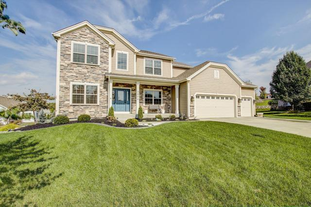 3806 Woodland Trl, Waukesha, WI 53188 (#1609929) :: Tom Didier Real Estate Team