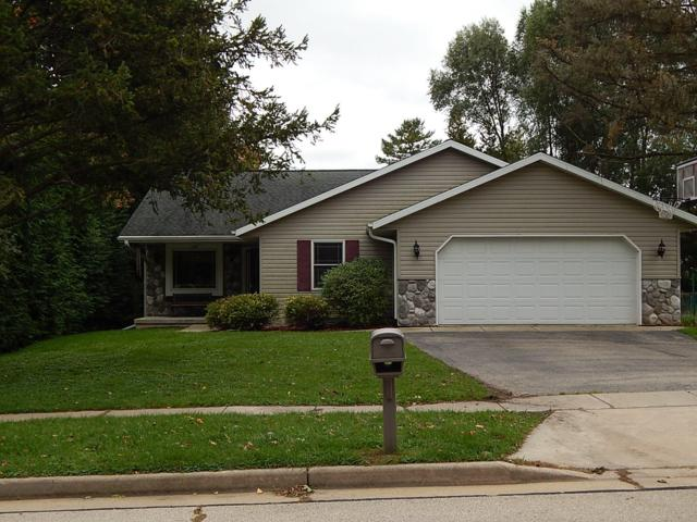 105 Parkview Dr, Johnson Creek, WI 53038 (#1610270) :: RE/MAX Service First