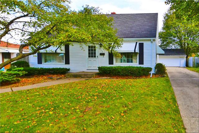 713 Virginia St, Racine, WI 53405 (#1611274) :: Tom Didier Real Estate Team