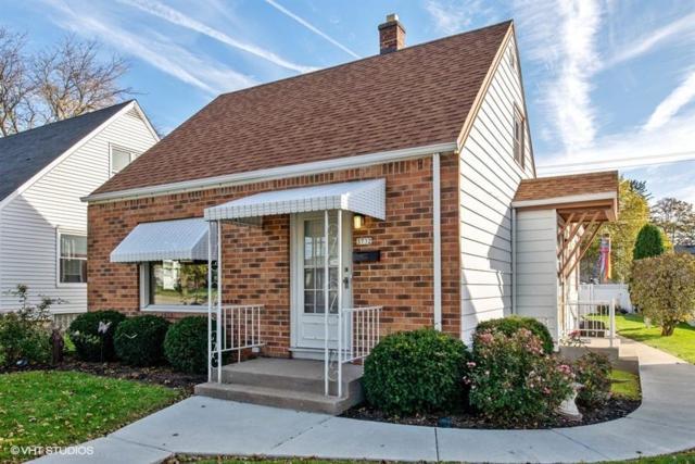 3732 S 20th St, Milwaukee, WI 53221 (#1611522) :: Vesta Real Estate Advisors LLC