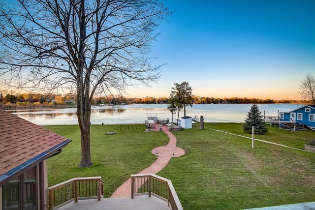 629 Lake Dr, Random Lake, WI 53075 (#1611665) :: Tom Didier Real Estate Team
