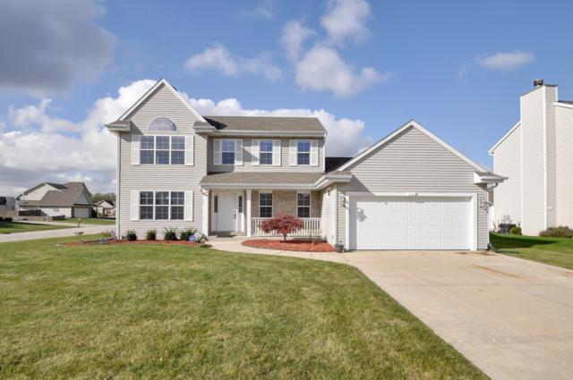 642 Calvin Ln, Mount Pleasant, WI 53406 (#1612719) :: Tom Didier Real Estate Team