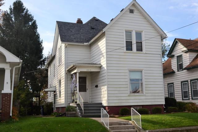 2221 Prospect St, Racine, WI 53404 (#1612836) :: Tom Didier Real Estate Team