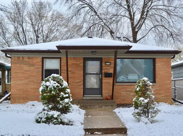 2518 S 61st St, West Allis, WI 53219 (#1613821) :: RE/MAX Service First