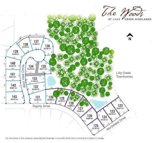 Lt140 Lilly Creek Highlands VI, Menomonee Falls, WI 53051 (#1614031) :: Tom Didier Real Estate Team