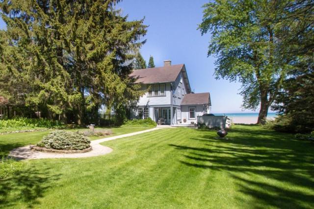 7250 N Beach Dr, Fox Point, WI 53217 (#1614959) :: Tom Didier Real Estate Team