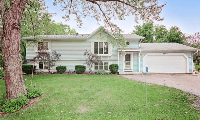 1903 Esch Rd, Twin Lakes, WI 53181 (#1615625) :: Tom Didier Real Estate Team