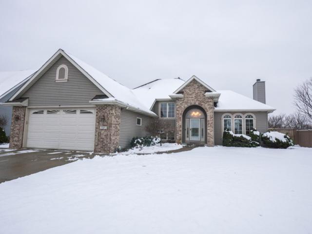 727 Hunter Dr, Mount Pleasant, WI 53406 (#1615851) :: Tom Didier Real Estate Team
