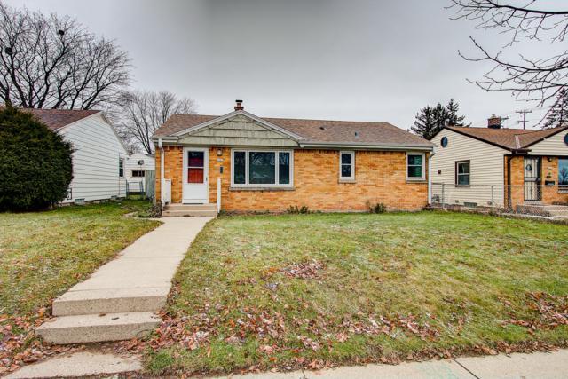 3943 N 78th St, Milwaukee, WI 53222 (#1616035) :: Tom Didier Real Estate Team