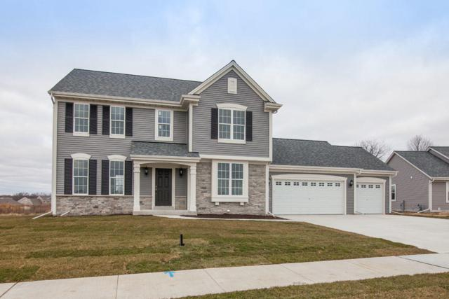 461 Edgewater Dr, West Bend, WI 53095 (#1616189) :: eXp Realty LLC