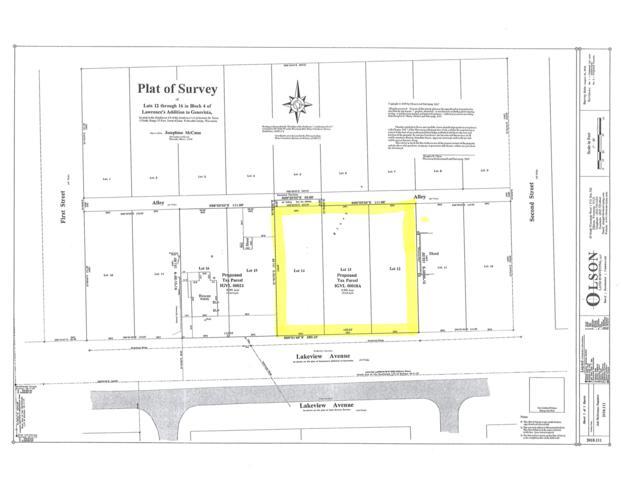Lt12 Lakeview Ave -Lt14, Linn, WI 53147 (#1618842) :: Tom Didier Real Estate Team