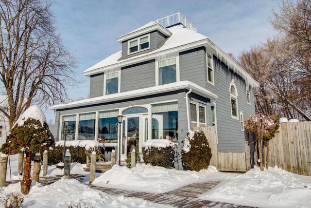 313 W Main St, Port Washington, WI 53074 (#1621179) :: Tom Didier Real Estate Team