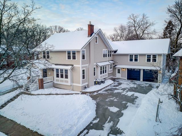 2106 E Wood Pl, Shorewood, WI 53211 (#1621343) :: Tom Didier Real Estate Team