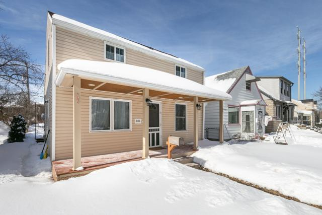 141 S 75th St, Milwaukee, WI 53214 (#1622545) :: eXp Realty LLC
