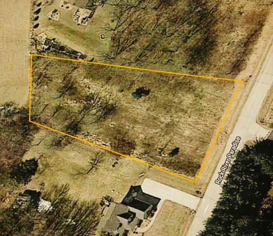 Lt0 Rock River Paradise, Watertown, WI 53094 (#1622672) :: RE/MAX Service First