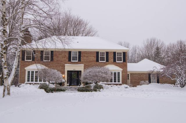 431 W Post Ct, Mequon, WI 53092 (#1622725) :: eXp Realty LLC