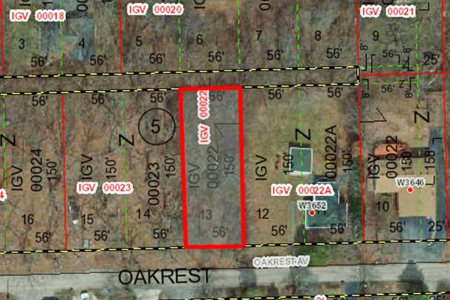 Lt13 Oakrest Ave, Linn, WI 53147 (#1625619) :: RE/MAX Service First Service First Pros