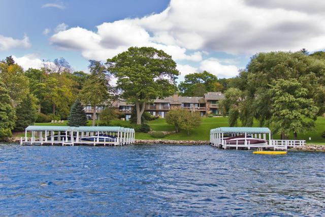 1120 S Lake Shore Dr #27, Lake Geneva, WI 53147 (#1627099) :: Tom Didier Real Estate Team