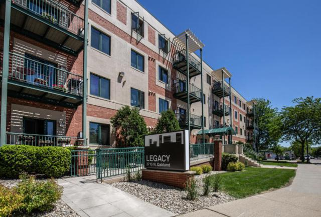 3710 N Oakland Ave #302, Shorewood, WI 53211 (#1627597) :: Tom Didier Real Estate Team