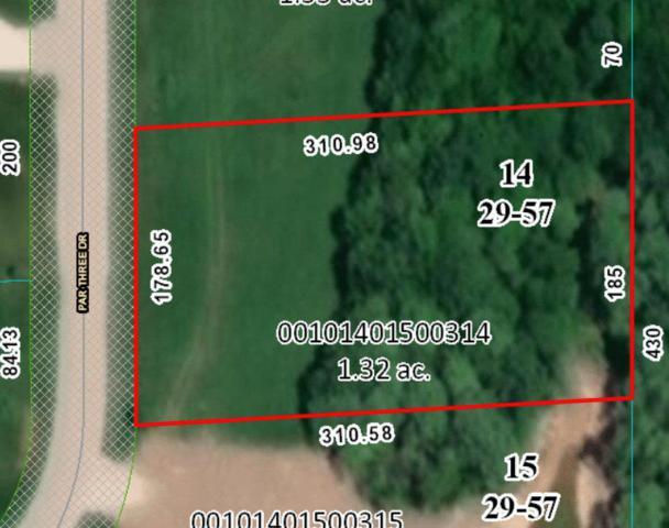Lot 14 Par Three Drive, Cato, WI 54230 (#1630961) :: Tom Didier Real Estate Team