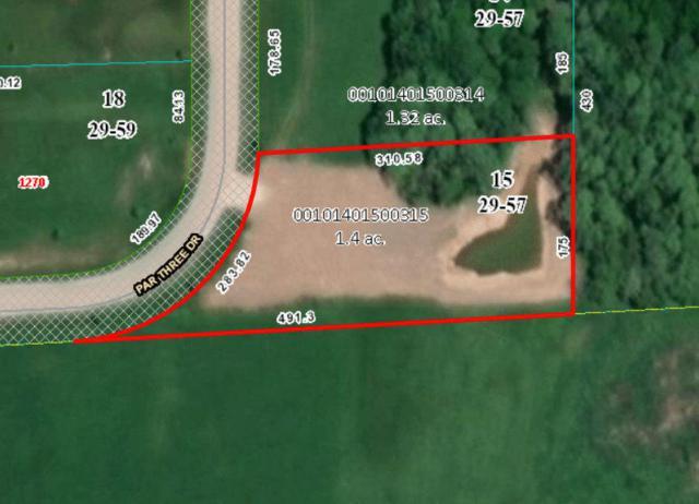 Lot 15 Par Three Drive, Cato, WI 54230 (#1630963) :: Tom Didier Real Estate Team