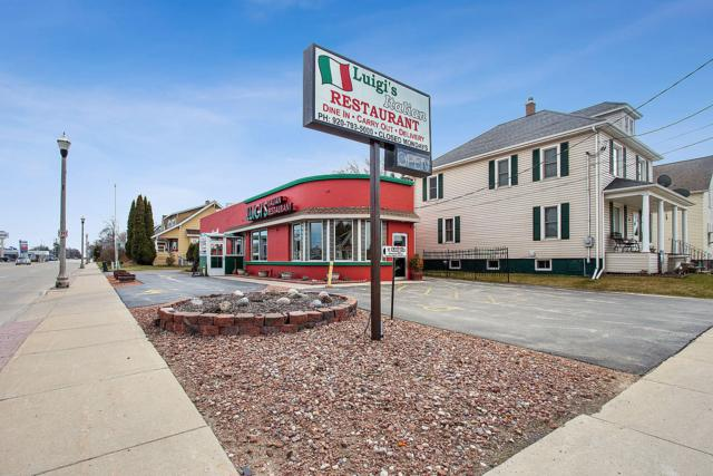 1033 22nd St, Two Rivers, WI 54241 (#1634027) :: Tom Didier Real Estate Team
