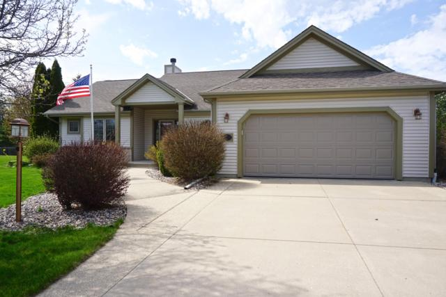 6650 Lindsay Ln, Mount Pleasant, WI 53406 (#1635505) :: Tom Didier Real Estate Team