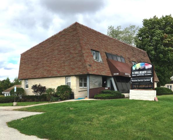 20100 W Greenfield Ave, Brookfield, WI 53045 (#1636402) :: eXp Realty LLC