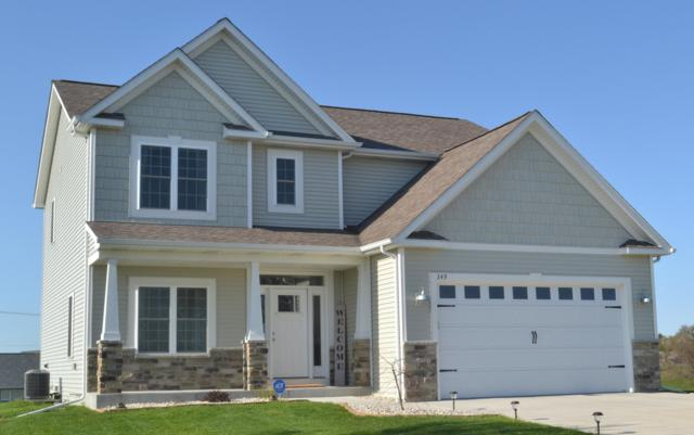 349 Homestead Dr, Twin Lakes, WI 53181 (#1636611) :: eXp Realty LLC