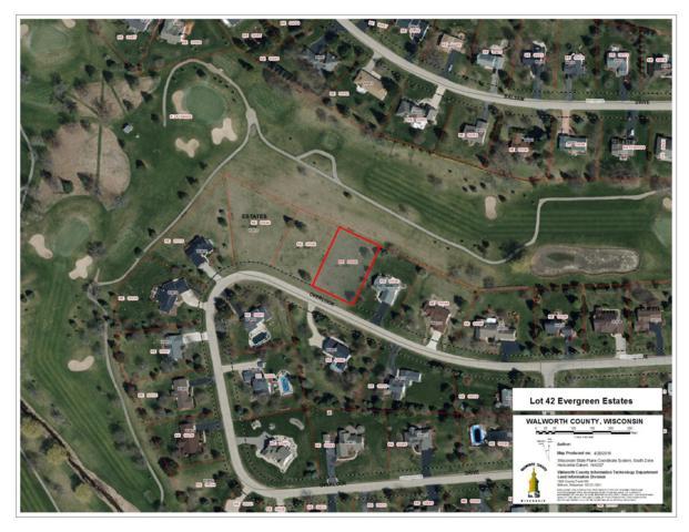 Lt42 Overlook Dr, Lafayette, WI 53121 (#1637354) :: Tom Didier Real Estate Team