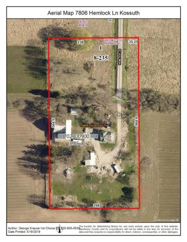 7806 County Rd R, Kossuth, WI 54220 (#1637859) :: RE/MAX Service First Service First Pros