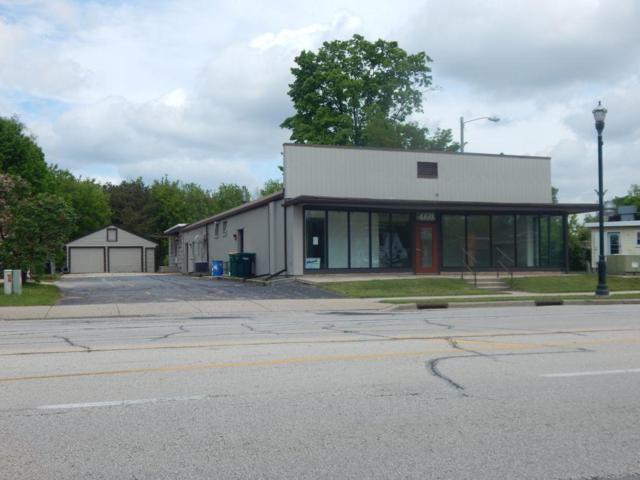 460 E Green Bay Ave, Saukville, WI 53080 (#1641441) :: Tom Didier Real Estate Team