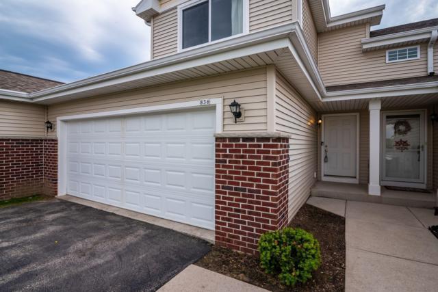 836 Ashley Ave, Port Washington, WI 53074 (#1642987) :: Tom Didier Real Estate Team