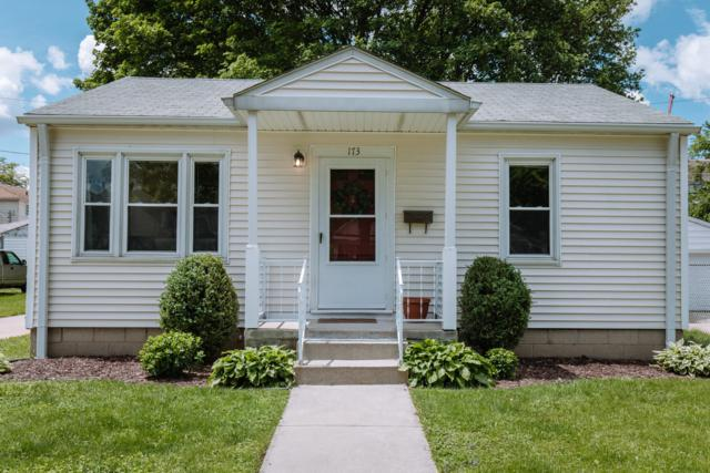 173 N 63rd St, Milwaukee, WI 53213 (#1643034) :: RE/MAX Service First