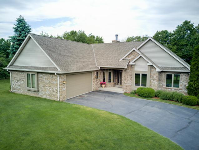 431 Scenic View Ct, Slinger, WI 53086 (#1643119) :: Tom Didier Real Estate Team
