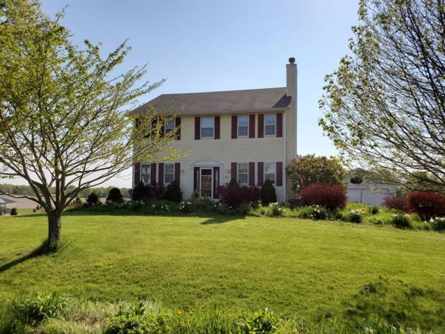 648 Oak Ridge Rd, Rutland, WI 53575 (#1646146) :: RE/MAX Service First