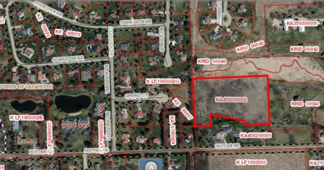 Lt2 Cobb Rd, Lafayette, WI 53121 (#1646274) :: Tom Didier Real Estate Team