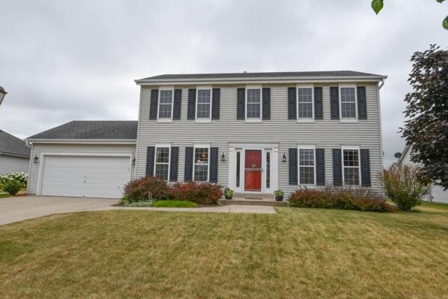 3815 Valley Creek Dr, Waukesha, WI 53189 (#1649186) :: RE/MAX Service First Service First Pros