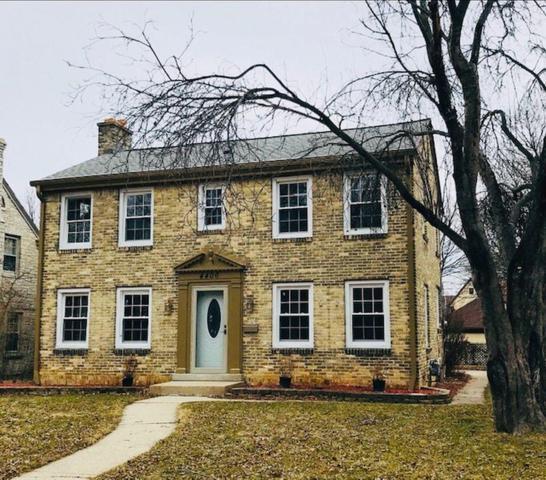 4406 N Wildwood Ave, Shorewood, WI 53211 (#1651425) :: Tom Didier Real Estate Team