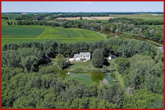 N5556 County Road Q, Aztalan, WI 53549 (#1652034) :: Tom Didier Real Estate Team
