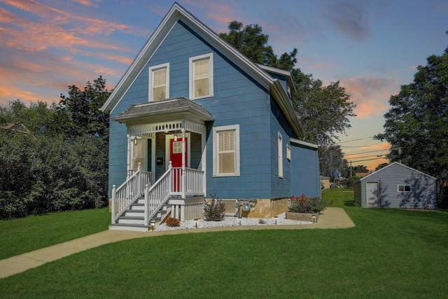 526 N Montgomery, Port Washington, WI 53074 (#1653220) :: Tom Didier Real Estate Team